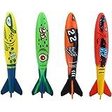 グライダーシャーク魚雷ダイビングおもちゃ 水中玩具 プール ダイブ 潜水用