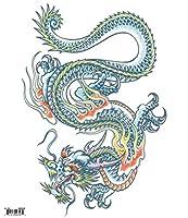 Tinsley Transfers Dragon Flesh/Multi One Size [並行輸入品]