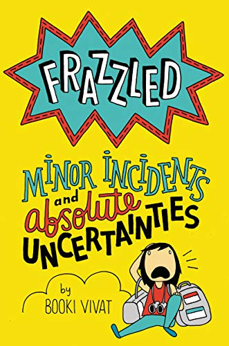 Frazzled #3: Minor Incidents and Absolute Uncertainties (English Edition)