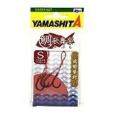 ヤマシタ(YAMASHITA) アシストフック 鯛歌舞楽 波動替針 S 6号 2組