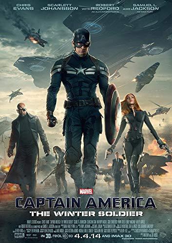 キャプテン・アメリカ/ウィンター・ソルジャー MCU ART COLLECTION (Blu-ray)