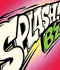 B'z「SPLASH!」のCDジャケット