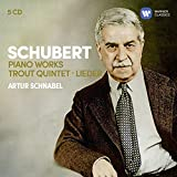 Schubert: Piano Works / Trout Quintet / Lieder
