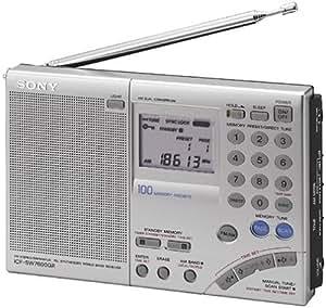 SONY 短波ラジオ ICF-SW7600GR 【並行輸入品】