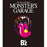 "B'z LIVE-GYM 2006""MONSTER'S GARAGE""(Blu-ray Disc)"
