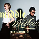middle&mellow of paris match 画像