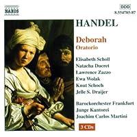 Handel: Deborah Oratorio