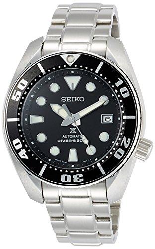 [セイコーウォッチ] 腕時計 プロスペックス ダイバー メカニカル自動巻(手巻つき) 防水 200m ハードレックス SBDC031