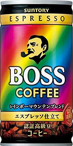 サントリー BOSS(ボス)レインボーマウンテンブレンド 3ケース