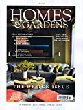 Homes and Gardens [UK] October 2019 (単号)
