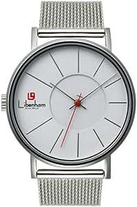 [リベンハム]Libenham 腕時計 Landschaft ラントシャフト 自動巻き LH90032-12 Granite-Gray 山の岩肌 メンズ [正規輸入品]