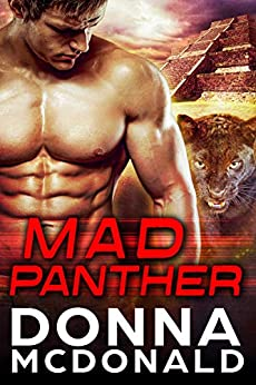 Mad Panther (Alien Guardians of Earth Book 2) by [McDonald, Donna]