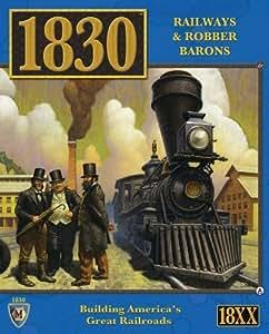 1830: The North East U.S. Board Game by Mayfair [並行輸入品]