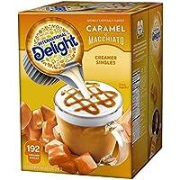 International Delight Liquid Non-Dairy Creamer, Caramel Macchiato 液体クリーマー、キャラメルマキアート 192配分 [並行輸入品]