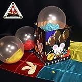 ◆手品?マジック◆新風船ボックス ◆K1123