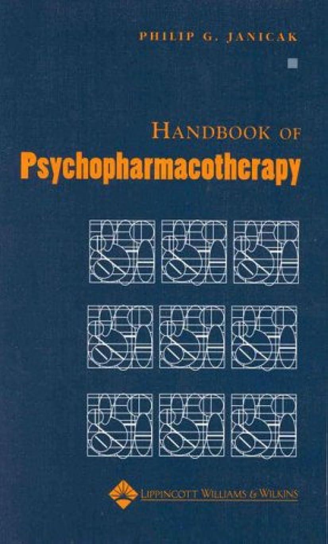 反逆者国歌慰めHandbook of Psychopharmacotherapy