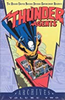 T.H.U.N.D.E.R. Agents - Archives, Volume 2 (Dc Archive Editions)