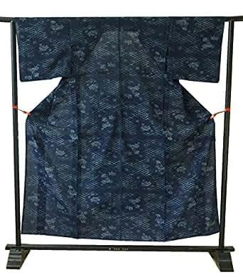 博多着物市場 きものしらゆり 単衣 紬着尺 仕立て上がり 正絹
