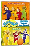 Teletubbies - Pronti, Partenza, Via / Guarda La'! (2 Dvd) [Italian Edition]
