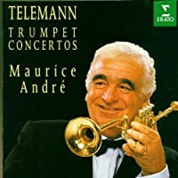 Telemann;Trumpet Concertos