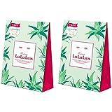 【2個セット合計10袋】沖縄のプレミアムルルルン(シトラスの香り)