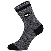 Waterproof Breathable Socks by Otter for Men and Women Outdoor Activities Golf Running Cycling Hiking Walking. with Coolmax® CORE Technology Transports Moisture Away from The Body.