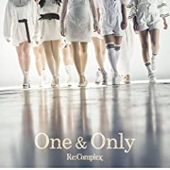 Re:Complex「One & Only」のジャケット画像