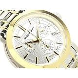 腕時計ヘリテージ クロノグラフ【BU1374】コンビネーション バーバリー・ロンドン画像①