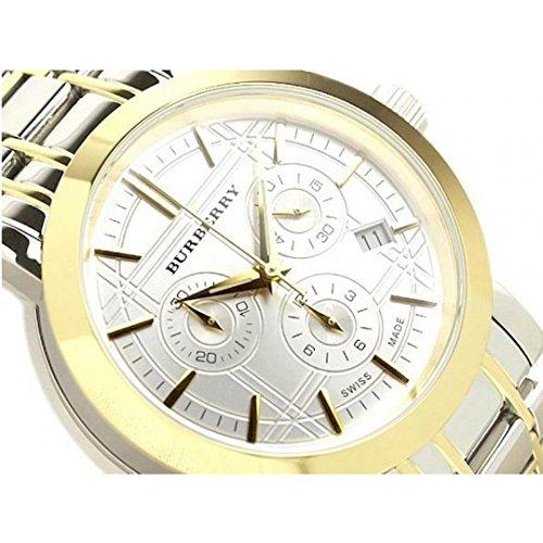 腕時計ヘリテージ クロノグラフ【BU1374】コンビネーション バーバリー・ロンドン