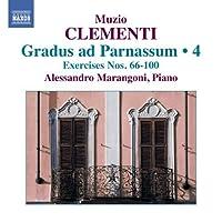 Clementi: Gradus Ad Parnassum, Vol.4 by Marangoni (2013-02-26)