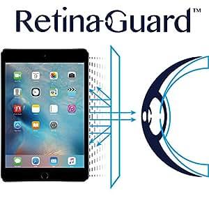 RetinaGuard iPad mini4 ブルーライト90%カット保護フィルム (クリアタイプ)