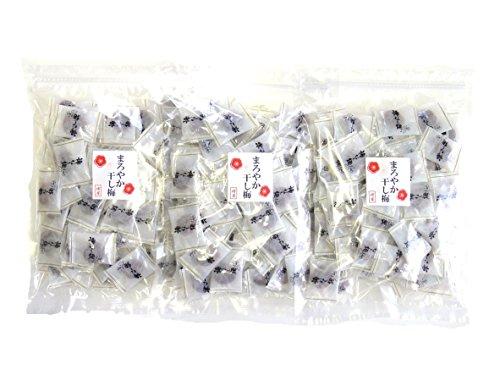 e-hiroya 種なし まろやか干し梅300g×3袋 業務用 チャック袋入