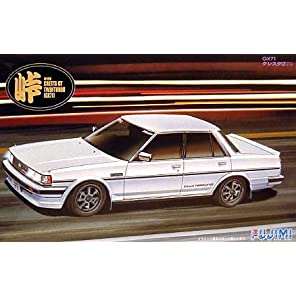 フジミ模型 1/24峠シリーズ19 71マークII