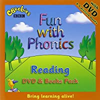 Learn at Home:Fun with Phonics: Reading Pack (Watch and Learn)