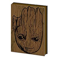 Groot Guardians of The Galaxy Movie Premium Journal Notebook 6x8