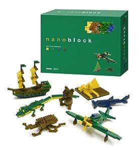 ナノブロック ダークトーン