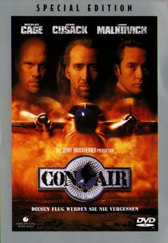 Con Air [DVD] [Import]