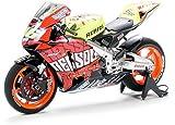 タミヤ 1/12 オートバイシリーズ レプソル Honda RC211V バレンシア