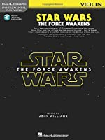 Star Wars the Force Awakens: Violin, Includes Downloadable Audio (Instrumental Play Along)