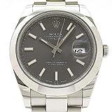 (ロレックス)ROLEX 腕時計 デイトジャスト41 メンズ時計 メーカー保証期間中 126300(ランダム) SS 中古