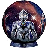 3D球体パズル ウルトラマン 240ピース コスモスVSジャスティス (直径約15.2cm)