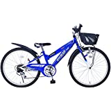 My Pallas(マイパラス) 子ども用自転車 CTB ジュニアマウンテンバイク 24インチ 外装6段変速付き M-824