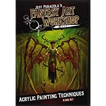 Jeff Miracola's Fantasy Art Workshop Acrylic Painting Techniques