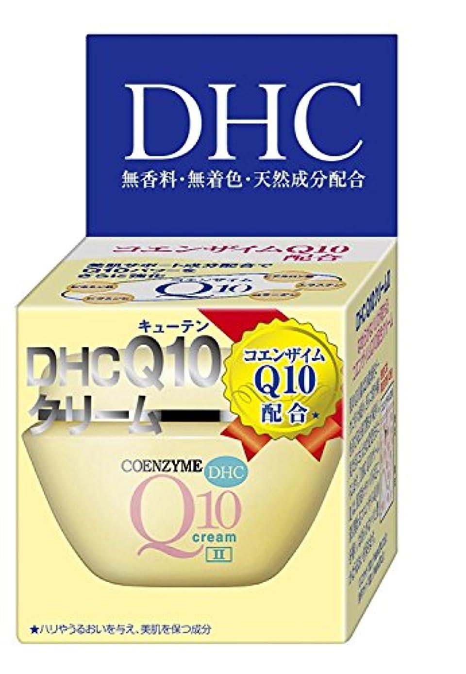 ラッシュ恨み建設DHC Q10クリームII (SS) 20g