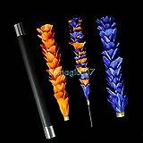 色を変えるフェザースティック/リリーフェザースティック Color Changing Feather Stick - Lilly Feather Sticks -- ステージマジック