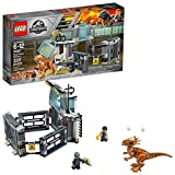 LEGO Jurassic World Stygimoloch Breakout 75927 Building Kit 222 pieces