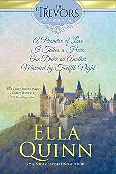 The Trevors: Books I-IV by [Quinn, Ella]