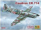 RSモデル 1/72 フランス空軍 コードロン CR.714 1940年 プラモデル 92242