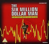 The Six Million Dollar Man - The Complete Collection [DVD] [2012] [NTSC] [Import anglais]