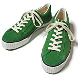 WARE HOUSE ウエアハウス 3400 Low Cut Suede Sneaker / ローカット スエードスニーカー サイズ9(27cm) グリーン